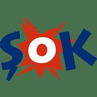 şok market logosu